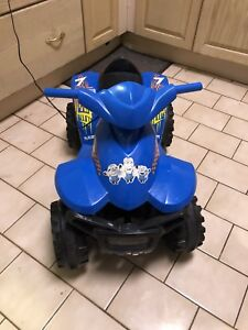 4 wheel motorcycle for kids !!