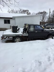 1992 Toyota pick up parts truck 4x4