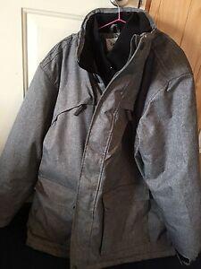 XL mens winter coat