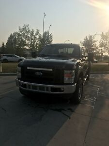 f350 Super duty 4x4 Ford 6.4L Diesel Short box