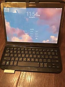 SAMSUNG GALAXY TAB S W/ BLUETOOTH KEYBOARD