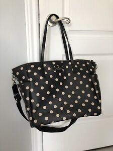 Kate Spade Diaper Bag-used once