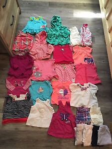 6-9 Month Girl Lot