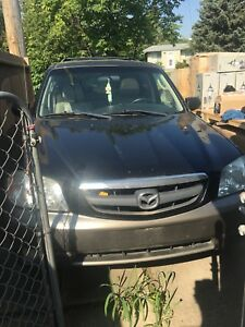 2003 Mazda Tribute SUV for sale!