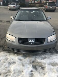 2005 Nissan Sentra awesome condition OBO