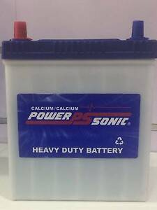 Brand new PowerSonic NS40ZCT Heavy Duty Car Battery 270CCA Morningside Brisbane South East Preview