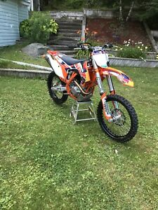 2014 Ktm 450 sxf factory edition