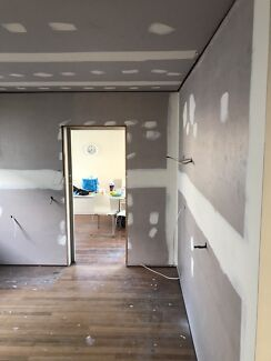 PLASTERING AND SHEETING CREW AVAILABLE FOR IMMEDIATE START