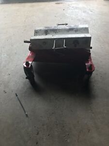 450 lb Low Transmission Differential Diff Jack Enfield