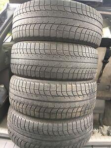 4-235/55R18 Michelin Latitude X-ICE