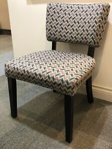 Accent chair in excellent condition
