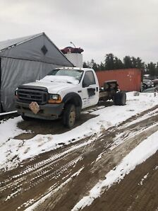 FORD F 550 4X4