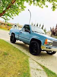 1997 chev short box 4x4