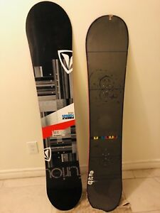 New Firefly furious + Dominant Snowboard