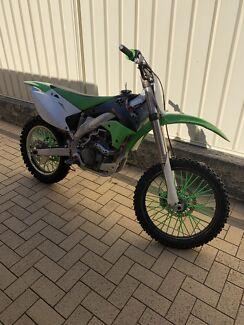 Kawasaki Kx 450 Madeley Wanneroo Area Preview
