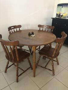 Dining table- solid wood