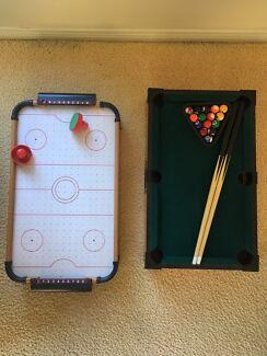 Pool/Hockey Table