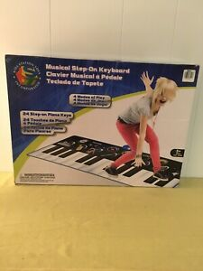 Musical Step-on Keyboard by Kids Station Toys