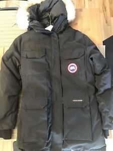 Canada Goose Expedition parka women's