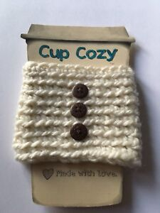 Cup Cozy - buy 3, get the 4th one FREE!