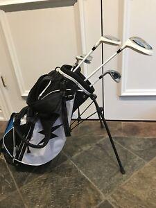 Junior golf clubs - left handed