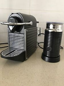 Breville Nespresso Coffee Machine & Frother Prahran Stonnington Area Preview