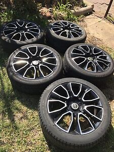 18 Inch PDW Sovereign Wheels - Set of 5 Adelaide CBD Adelaide City Preview