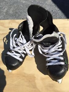 Hockey skates size 12 & 2