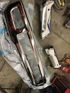 2017-2019 ford superduty f250 f350 bumpers grille