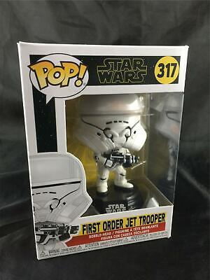 Funko Pop Star Wars First Order Jet Trooper #317 The Rise of Skywalker