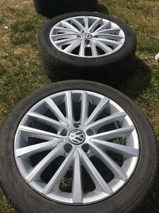 VW rims 5 bolt pattern