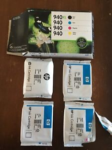 HP OFFICEJET PRO 940XL combo ink pack