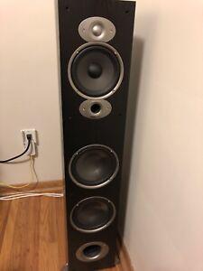 FS: Polk Audio RTIA 7 tower speakers
