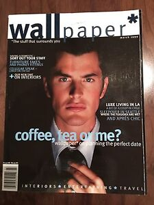 Wallpaper Magazines for sale