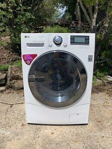 LG 10KG truesteam direct drive front load washing machine