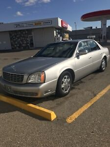 2005 Cadillac Deville (comes with extra set of winter tires)