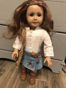 American girl doll from 2007, American girl Cat and clothing