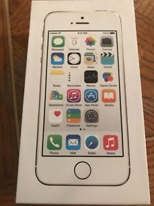 IPhone 5s bell and virgin 16gb