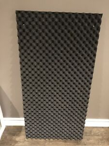 Acoustic Panels for Studio Use