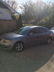2005 Mazda Mazda 3 Sedan