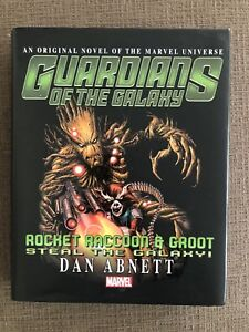 GUARDIANS OF THE GALAXY HARDCOVER