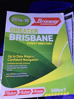 Brisway street directory