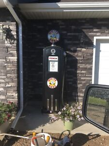 WANTED.....OLD UNRESTORED GAS PUMPS