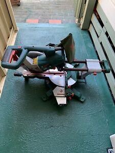 Mitre saw SLIDNG $130 Green Point Gosford Area Preview