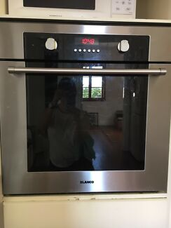 60cm Blanco electric oven