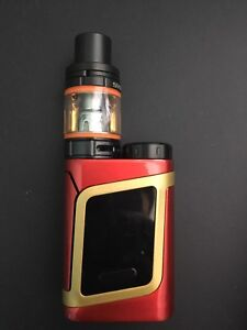 Mod + tank + 3 juices 10/10 CONDITION FOR ONLY $125!