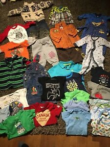 Carters 6 month boys clothing