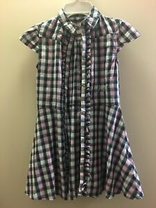 Guess girls dress size 6/7 new