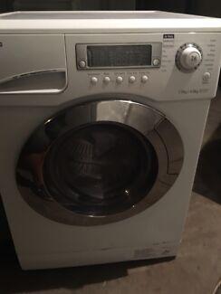 Samsung 7.5kg/4kg washer dryer combos