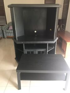 Free table coffee and TV unit